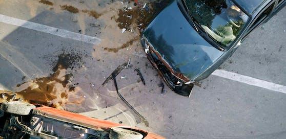 (Symbolbild): Eine 30-Jährige verlor auf der Raxstraße (Bezirksteil Inzersdorf-Stadt) die Kontrolle über ihren Wagen.