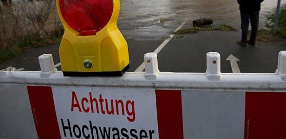 Steigende Pegel an Inn und Donau: Kommt das Hochwasser am Wochenende?