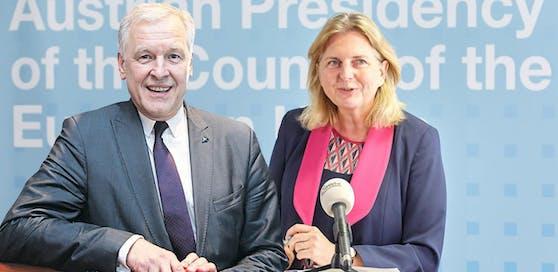 Folgt Landesrat Eichtinger Außenministerin Kneissl?