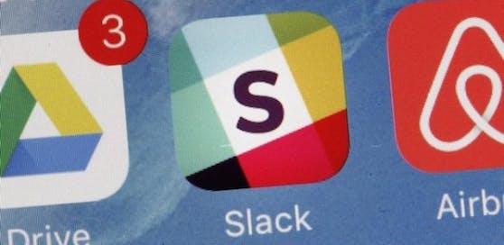 Die 2013 veröffentlichte Chat-App Slack wird täglich von zehn Millionen Mitarbeitern genutzt.