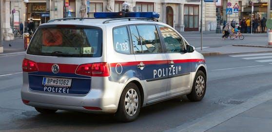 Die Polizei sprach ein Waffenverbot aus