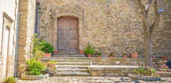 Die italienische Stadt Colobraro gilt als verflucht.