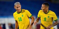 4:2 gegen Deutsche! Olympia-Auftaktsieg für Brasilien