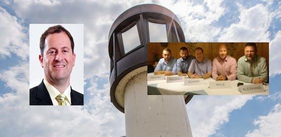 Martin Schöpf ist Erstunterzeichner der Initiative, Kleinhans, Wille, Raudner und Reichel sind ebenfalls dabei.