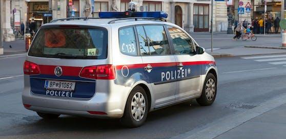 Einsatz für die Polizei in der Gußriegelstraße in Favoriten (Symbolbild).