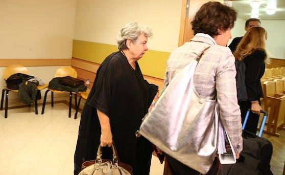 Ex-Burg-Chefin Stantejsky vor Gericht