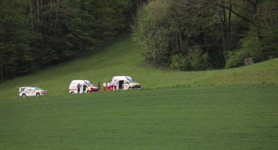 Der Unfall ereignete sich in Oberndorf bei Schwanenstadt