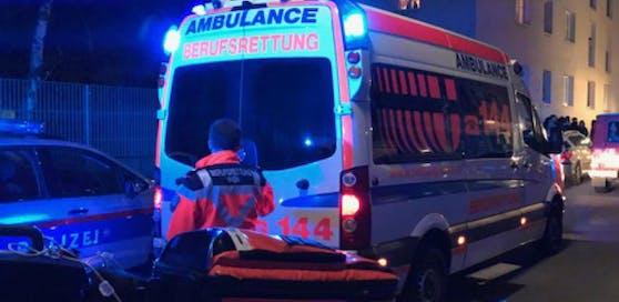 Die Angreiferin und das Opfer befinden sich im Spital.