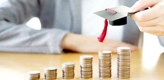 Gratis-Konten für Studenten können häufig teuer werden.