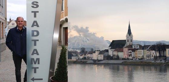 SP-Bürgermeister von Ybbs an der Donau, Alois Schroll, gibt den Gemeindebediensteten am Karfreitag frei.