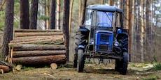 60-Jähriger von Traktor erschlagen