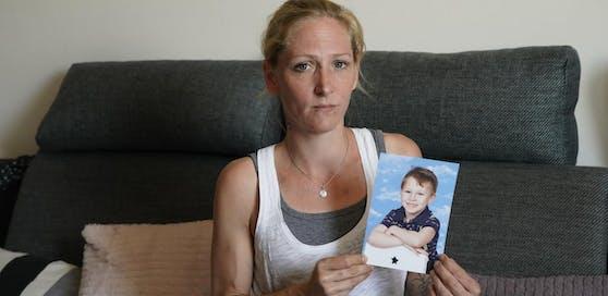 Sonja L. (36) will ihren Sohn Moritz (5) zurück.