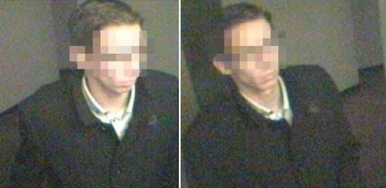 Der 24-jährige Serbe soll mehrere Schließfächer in einer Bank am Michaelerplatz ausgeräumt haben.