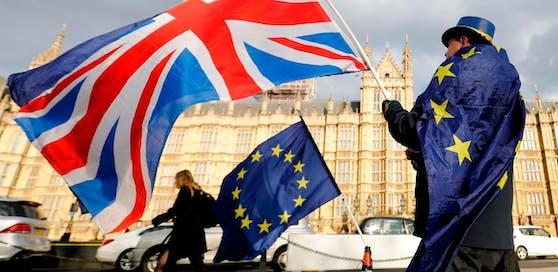 Brexit-Abkommen steht, aber es gibt bereits Gegenwind aus Nordirland