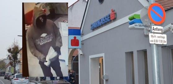 Übefall in Moosbrunn: Wer kennt den Verdächtigen oder hat Hinweise?