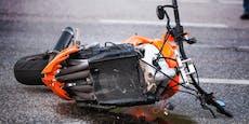 Junger Biker (29) hatte bei Crash keine Chance