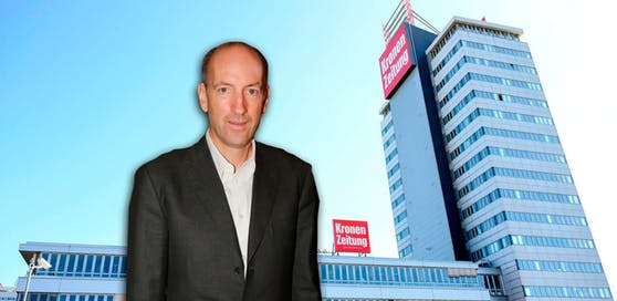 """""""Krone""""-Herausgeber Christoph Dichand kämpft um das Lebenswerk seiner Familie."""