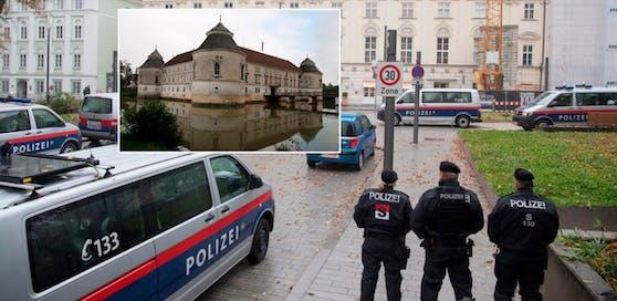 Der Bürgermeister fürchtet einen Wirbel wie in Linz, wenn der Kongress im Schloss stattfindet.
