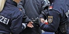 Räuberbande nach drei Überfällen in Wien gefasst