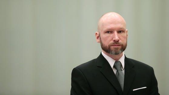 Anders Behring Breivik tötete 77 Menschen.