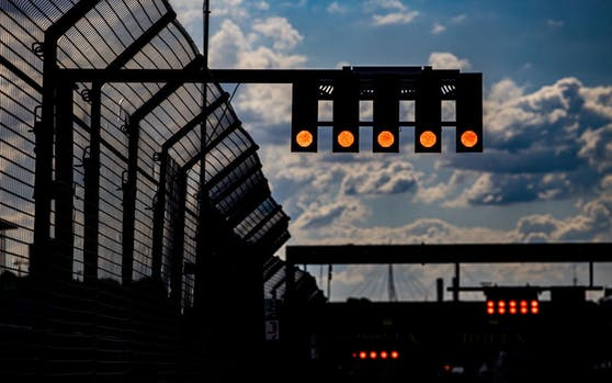 Kein Rennen beim Grand Prix von Australien.