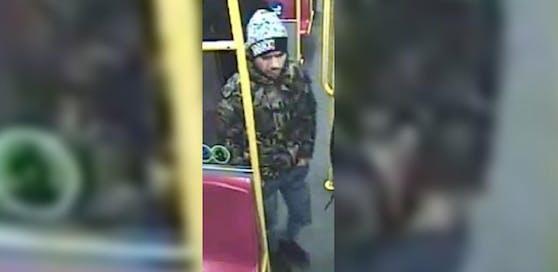 Die Wiener Polizei sucht diesen Mann.