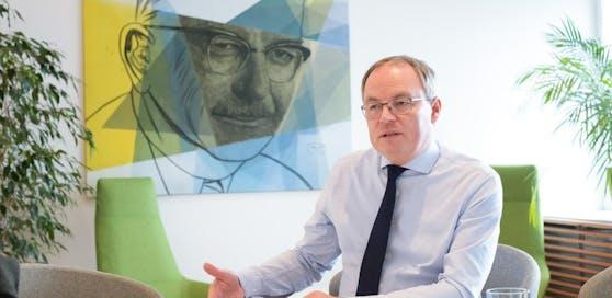 Landesvize Stephan Pernkopf (VP)