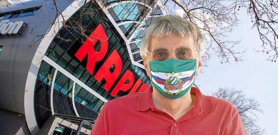 Rapid-Arzt Benno Zifko