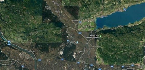 Bei einem Unfall nahe dem Kärntner Ossiacher See starb ein Mann, fünf weitere Personen wurden verletzt.
