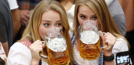 Die Bierpreise sind im Vergleich zum vergangenen Jahr gestiegen.