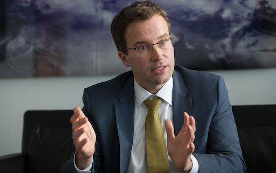 Johannes Kopf, Vorstand des Arbeitsmarktservice (AMS)