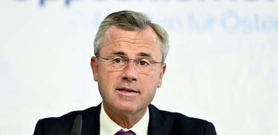 FPÖ-Chef und dritter Nationalratspräsident Norbert Hofer