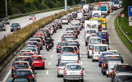 Die Autofahrer stehen in Linz 98 Stunden pro Jahr im Stau.