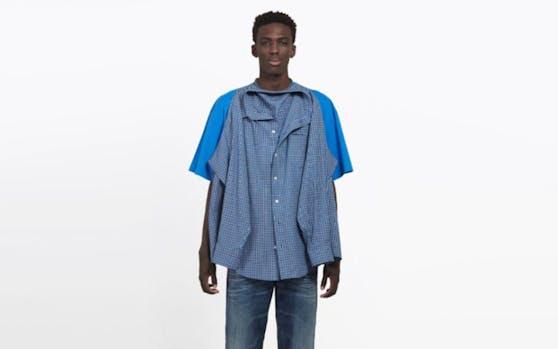"Dieses ""T-Shirt Shirt"" kostet 1290 Dollar."