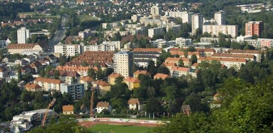 Ein Streit des Pärchens aus Kapfenberg endete mit mehreren Messerstichen.