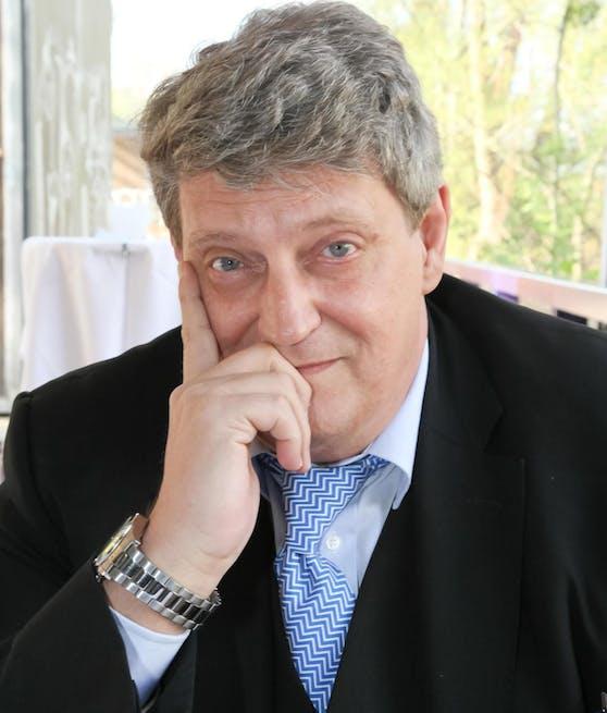 Ärgert sich über abgelehntes Trinkgeld im Spital: Journalist und Autor Dieter Chmelar