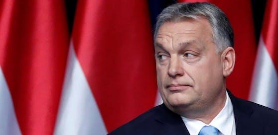 Viktor Orban streitet mit der EVP.