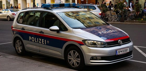 Die Beamten der LPD Wien konnten den Verdächtigen festnehmen.