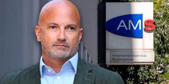 Star-Anwalt Nikolaus Rast sucht verzweifelt nach Bewerbern.