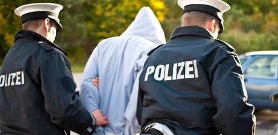 Der junge Mann wurde festgenommen
