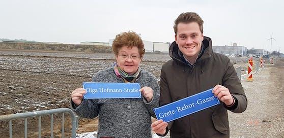 Die ÖVP wollte mehr Frauennamen bei den Straßenbenennungen. Bürgermeister Matthias Stadler setzte den Punkt im Gemeinderat nun von der Tagesordnung ab.