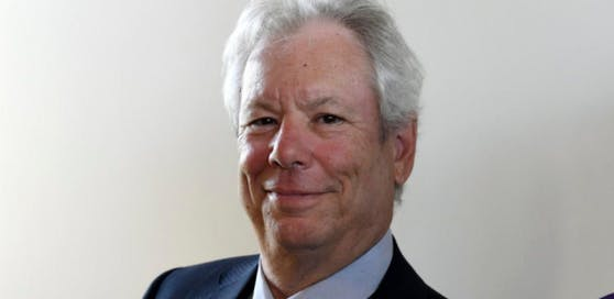 Richard Thaler erhält den Wirtschaftsnobelpreis.