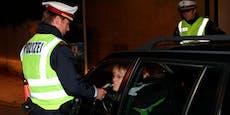 Wiener Polizei zeigt nach Schwerpunkt 104 Autofahrer an