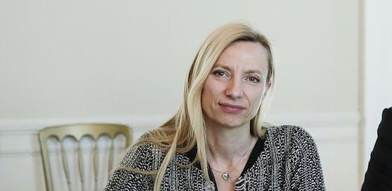 Frauenministerin Juliane Bogner-Strauß (ÖVP) hat 2019 einiges vor.