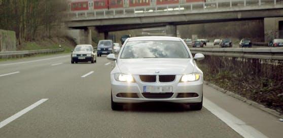 Der 18-Jährige drückte bei seinem BMW ordentlich auf das Gaspedal