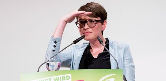 Ex-Grünen-Abgeordnete Sigrid Maurer.