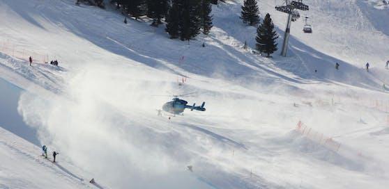 Der 5-Jährige wurde mit dem Hubschrauber ins Spital geflogen