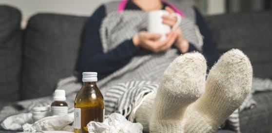 Eine 52-Jährige verstarb an einem allergischen Schock. Dieser wurde von einem Medikament gegen eine Erkältung ausgelöst.