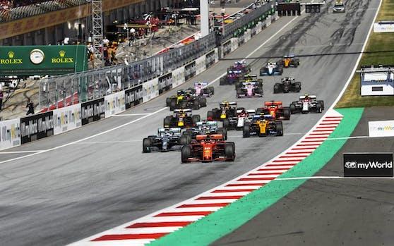 Startet die Formel 1 mit einem Doppel-Rennen in Österreich?
