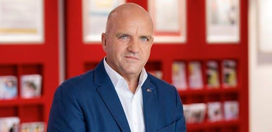 Arbeiterkammer Niederösterreich-Präsident Markus Wieser